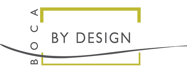 Boca By Design Logo