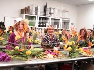 floral arranging, Photography, Boca By Design