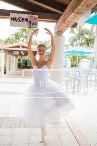 Ballerina, Photography, Studio EM