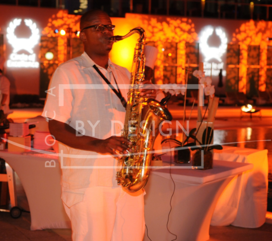 Saxophone Player. Photography, Creative Focus