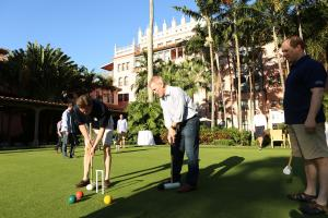 Croquet Anyone, Photography, Forever studios.