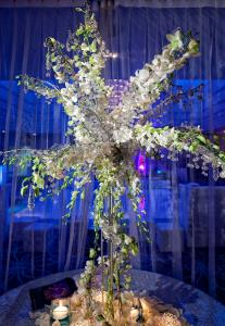 Glistening Centerpiece, Munoz Photography