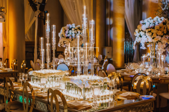 Striking Table Scape, Photography, Cheryl & Jay