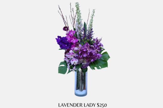 $250 Purple Passion